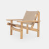 Kurt Østervig Chair - The Hunting Chair, oak and leather
