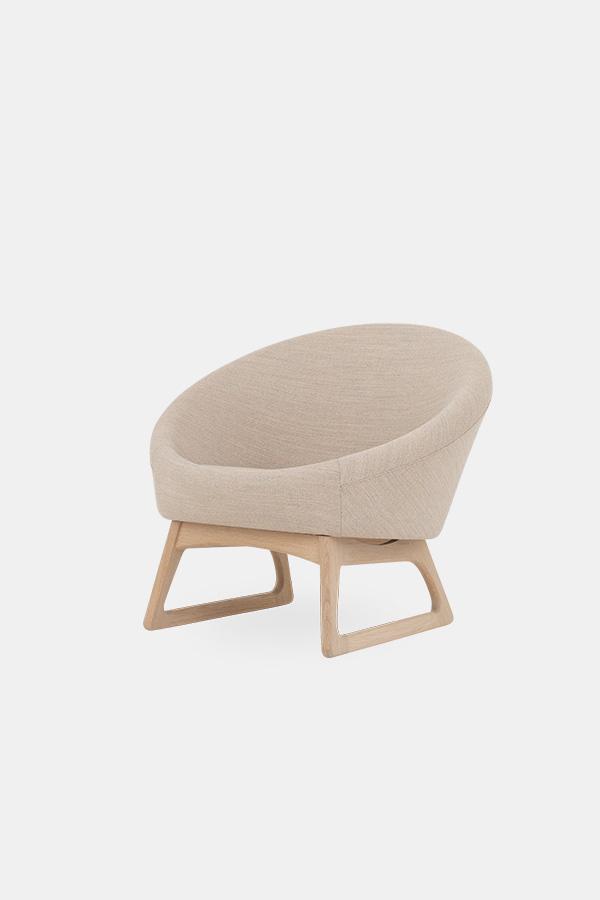 Tub Chair, Danssh design furniture from Kurt Østervig