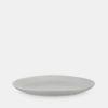 stoneware dinner plates in natural white