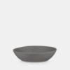 handmade stone pasta bowl