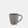 stoneware mugs grey