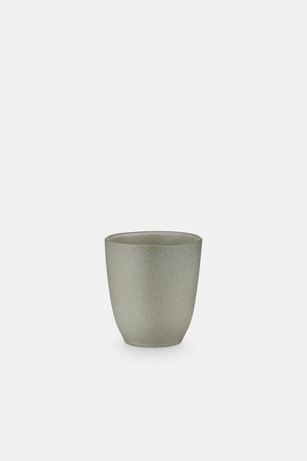 Coffee mug in stone