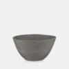 Tableware, dark natural stoneware